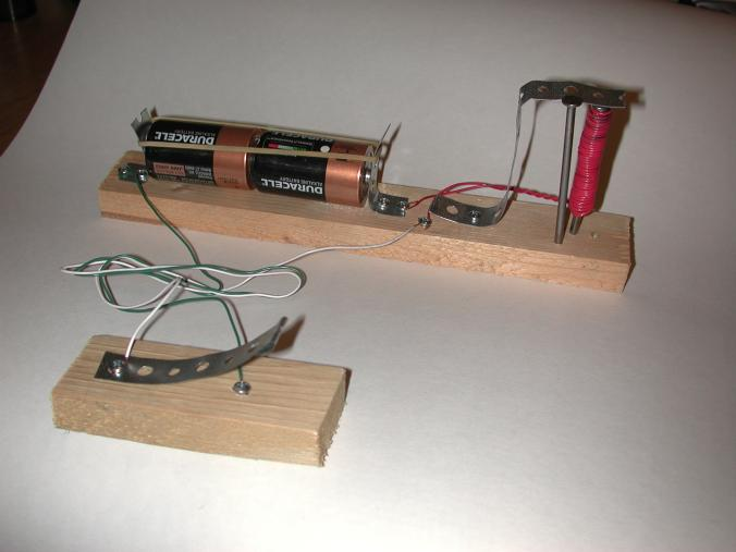 Electromagnet Science Project